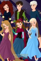 The Super Six (ROTFBTD) by TaylorSwiftieilove13