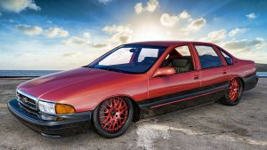 1996 Chevrolet Impala SS by SamCurry