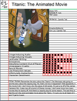 Titanic; The Animated Movie notepage. by hankhill22