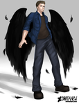 FANART: Dean Winchester by Contanew