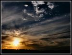 Awesome Sunset by TSVN