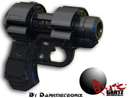 X-Gun HD by Darkmeteorix