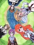 circle of friends by ansem-the-dead