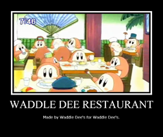 Waddle dee restaurant by userup