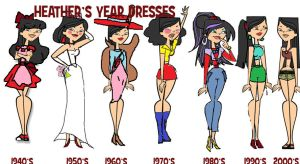 Heather Years Dresses by kovacs1717