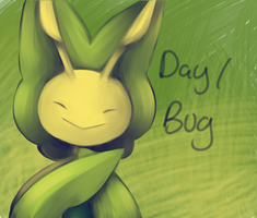 Day 1 Bug by LoveBobu