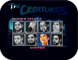 Creatures Pixelart Shirt nr. 7: Kootra by LittleSealilly