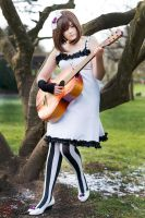Yui Hirasawa - Don't say lazy Cosplay by FaytheCosplay