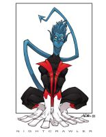 Nightcrawler by qaaim