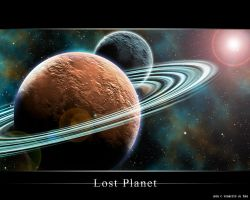 Lost Planet by Xna