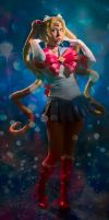 Sailor Moon: Crystal by Ailish01