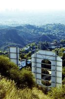 Hollywood Sign by dtm27