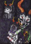 Welcome to the dark carnival by Suenta-DeathGod