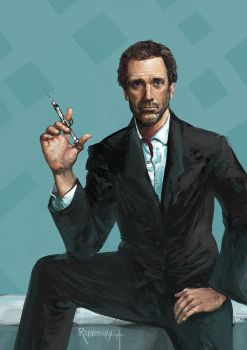 House MD by Remainaery