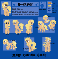 Official HoofPaint Reference by Halabaluu