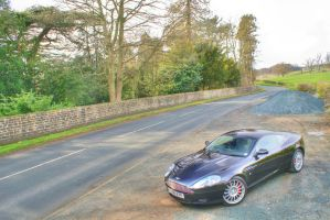 Aston Martin DB9, 01 by Pinpoint-Designs