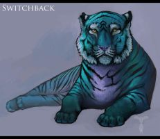 Switchback Trade by Teggy