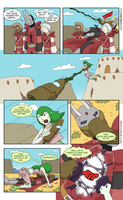 Rune Hunters - Ch. 9 Page 11 by Cokomon