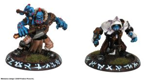 Trollblood Scouts 4 and 5 by precinctomega