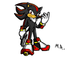 SA Style Shadow Sketch Redone by ShadowNinja976