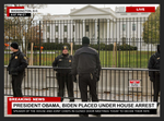 Obama Is Placed Under House Arrest! by CaciqueCaribe
