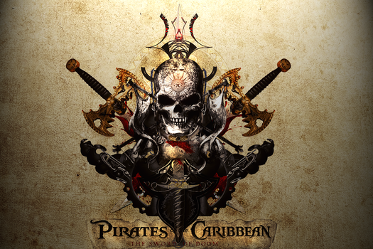 Pirates of the Caribbean 5 V2 by codesigner