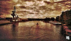 bridge - berlin - view by xSuffocatex