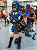 Officer Caitlyn by EriTesPhoto