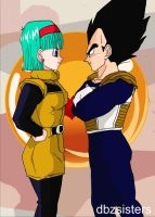looking for the wrong ball? by dbzsisters