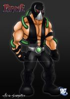 DCU - Bane by TheoSar