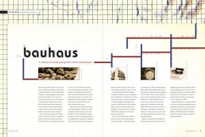 The Bauhaus Spread 2nd Version by ANGlove