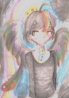 Color of My Wings by Mizuki-Yorudan