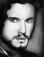 Jon Snow by cconnell