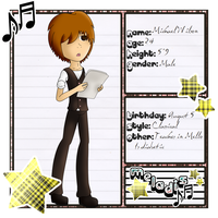 Meladis Teacher App: Michael by gaper4
