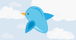 Twitter Bird Free Icon by littleboxofideas
