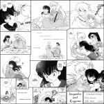 Inuyasha and Kagome Moments 2 by hyperteenager