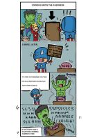 Cooking with the Avengers page 2 of 6 by Sushiboiiiyy