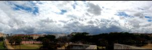 Panoramica de nubes by 001011011