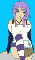 Mizore Shrirayuki, requested by mistylear
