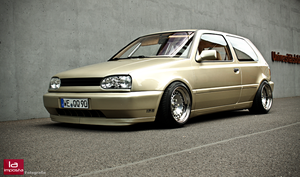 Golf 3 by flause