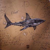 20170315 Shark Psdelux by psdeluxe