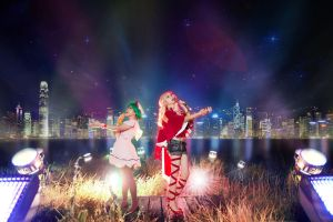 [Macross Frontier]Our songs live forever by yamihoshi123