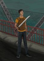 Percy Jackson by ItsMeMelody