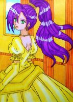 Faris Sherwiz's princess dress by dagga19 by dagga19