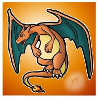 Charizard by WhyDesignStudios