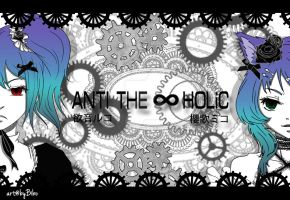 Ruko x Miko: Anti the infinite holic by byBibo