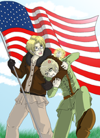Made in: America by Defying-Destiny