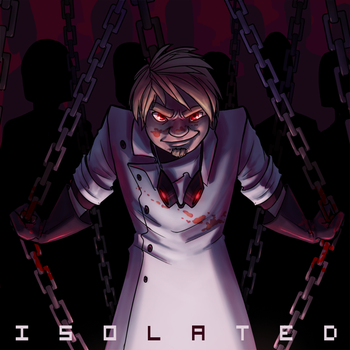 Isolated by Cerebrobullet-art