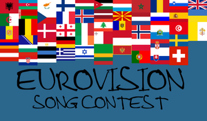 Eurovision Banner by Tux-t-penguin