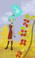 DP: Princess of the autumn by Darkness-M